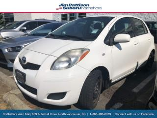Used 2010 Toyota Yaris LE for sale in North Vancouver, BC