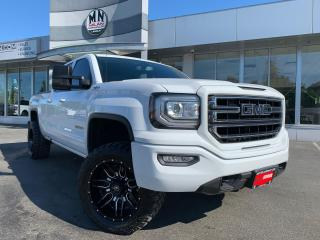 Used 2017 GMC Sierra 1500 Elevation 4WD 5.3L V8 LEATHER CAMERA LEVELED for sale in Langley, BC