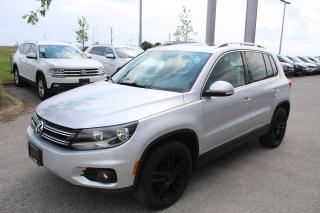 Used 2013 Volkswagen Tiguan 2.0T Highline 4MOTION for sale in Whitby, ON