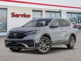 New 2021 Honda CR-V Touring for sale in Brandon, MB