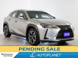 Used 2019 Lexus UX 250H , Hybrid, Lexus Safety System Plus, Cooled Seats! for sale in Brampton, ON