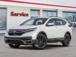 New 2021 Honda CR-V Black Edition for sale in Brandon, MB