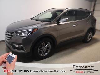 Used 2018 Hyundai Santa Fe Sport Premium|Htd Seats|Parking Sensors|Htd Wheel for sale in Brandon, MB