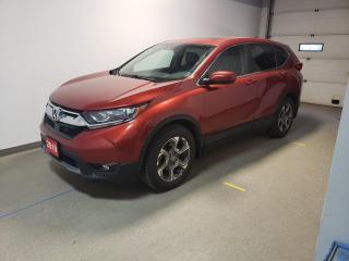 Used 2019 Honda CR-V EX-L|N.Tires|Htd Lthr|Pwr Tailgate|Htd Wheel|Local for sale in Brandon, MB