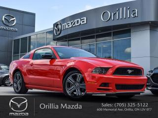Used 2014 Ford Mustang V6 for sale in Orillia, ON