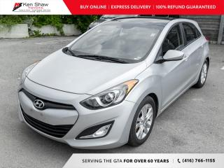 Used 2013 Hyundai Elantra GT for sale in Toronto, ON