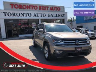 Used 2018 Volkswagen Atlas Highline 3.6 FSI 4MOTION for sale in Toronto, ON