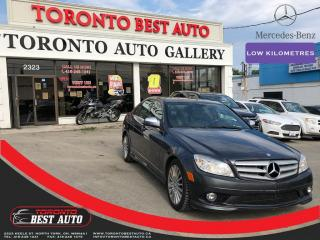 Used 2008 Mercedes-Benz C-Class C230 2.5L 4MATIC  for sale in Toronto, ON
