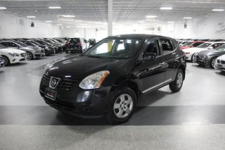 Used 2010 Nissan Rogue NO ACCIDENTS I POWER OPTIONS I KEYLESS ENTRY I AS IS for sale in Mississauga, ON