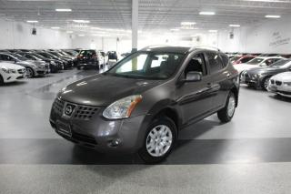 Used 2009 Nissan Rogue SL NO ACCIDENTS I SUNROOF I HEATED SEATS I POWER OPTIONS for sale in Mississauga, ON