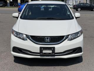 Used 2015 Honda Civic Sedan 4dr AUTOMATIC for sale in Brampton, ON