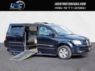 Used 2010 Dodge Grand Caravan SXT-MOBILITY WHEELCHAIR VAN-NO ACCIDENTS-ONLY 90KMS for sale in Toronto, ON