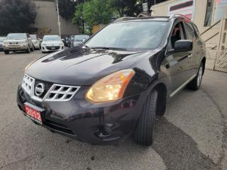 Used 2012 Nissan Rogue FWD 4dr for sale in North York, ON