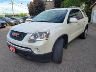 Used 2012 GMC Acadia FWD 4dr SLE2 for sale in North York, ON
