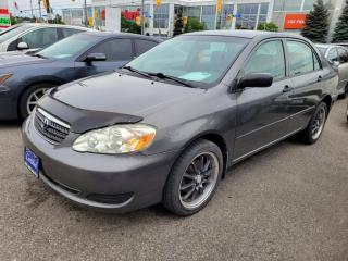 Used 2005 Toyota Corolla 4DR SDN for sale in North York, ON