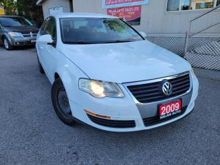Used 2009 Volkswagen Passat 4dr Auto for sale in North York, ON