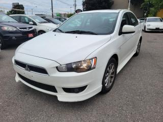 Used 2011 Mitsubishi Lancer 4dr Sdn SE for sale in North York, ON