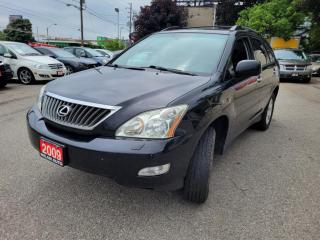 Used 2009 Lexus RX 350 4WD 4DR for sale in North York, ON