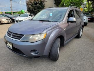 Used 2009 Mitsubishi Outlander 4WD 4dr for sale in North York, ON