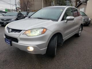 Used 2008 Acura RDX AWD 4dr Tech Pkg for sale in North York, ON