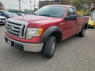 Used 2010 Ford F-150 4WD REG CAB for sale in North York, ON