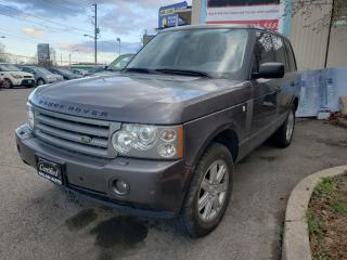 Used 2006 Land Rover Range Rover 4dr Wgn HSE for sale in North York, ON