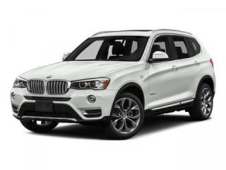 Used 2016 BMW X3 xDrive28i for sale in Yarmouth, NS