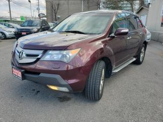 Used 2008 Acura MDX 4WD 4dr Tech Pkg for sale in North York, ON