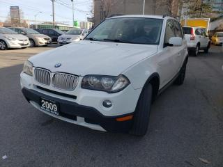 Used 2009 BMW X3 AWD 4dr 30i for sale in North York, ON