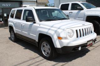 Used 2013 Jeep Patriot North Edition 4WD Power options for sale in Mississauga, ON