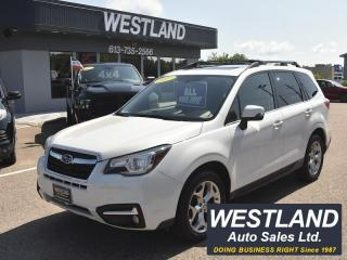 Used 2017 Subaru Forester PZEV for sale in Pembroke, ON