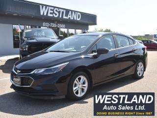 Used 2016 Chevrolet Cruze LT for sale in Pembroke, ON