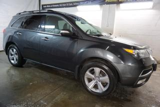 Used 2013 Acura MDX TECH AWD DVD NAVI CAMERA CERTIFIED 2YR WARRANTY *1 OWNER*FREE ACCIDENT* BLUETOOTH SUNROOF HEATED LEATHER MEMORY POWER SEAT for sale in Milton, ON