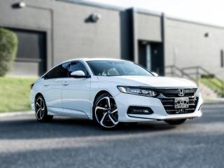Used 2018 Honda Accord Sedan Sport  ROOF BACKUP LANE ASSIST ACC PRICE TO SELL for sale in North York, ON
