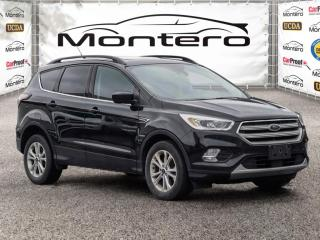 Used 2018 Ford Escape SEL, 4WD, NAVI, LEATHER, BACKUP CAM for sale in North York, ON
