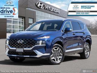 New 2021 Hyundai Santa Fe Ultimate Caligraphy AWD  - $283 B/W for sale in Brantford, ON
