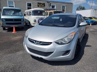 Used 2011 Hyundai Elantra GLS A/T for sale in Stittsville, ON