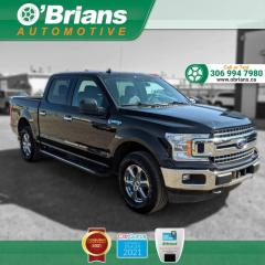 Used 2019 Ford F-150 XLT/XTR - Accident Free! w/4x4, Backup Camera, Cruise Control for sale in Saskatoon, SK