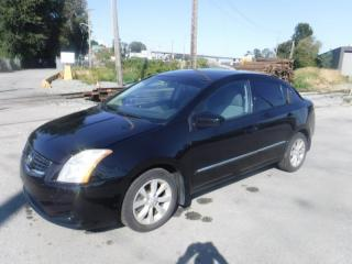 Used 2010 Nissan Sentra 2.0 for sale in Burnaby, BC