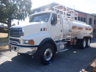 Used 2007 Sterling LT9500 Tanker Truck Air Brakes Diesel for sale in Burnaby, BC