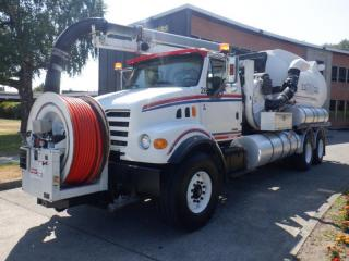 Used 2001 Sterling LT7500 Diesel Vacuum Truck with Airbrakes for sale in Burnaby, BC