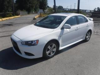 Used 2013 Mitsubishi Lancer SE for sale in Burnaby, BC