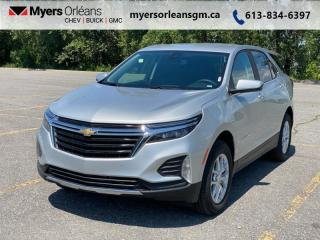 New 2022 Chevrolet Equinox LT  - Power Liftgate - Heated Seats for sale in Orleans, ON