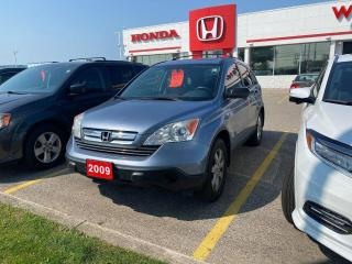 Used 2009 Honda CR-V EX for sale in Waterloo, ON