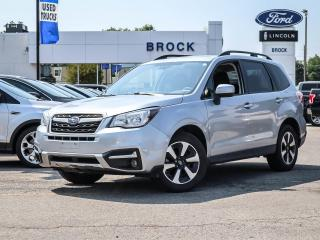 Used 2018 Subaru Forester TOURING for sale in Niagara Falls, ON