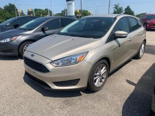 Used 2017 Ford Focus SE for sale in New Hamburg, ON