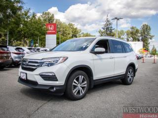 Used 2017 Honda Pilot EX-L for sale in Port Moody, BC