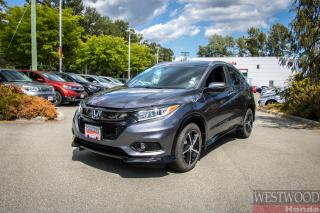 Used 2020 Honda HR-V SPORT AWD for sale in Port Moody, BC
