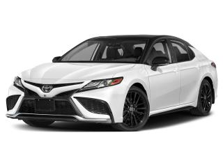 New 2021 Toyota Camry XSE AWD CAMRY XSE AWD / OPTIONAL COLOU for sale in Port Hawkesbury, NS