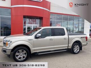 Used 2018 Ford F-150 Lariat for sale in Moose Jaw, SK